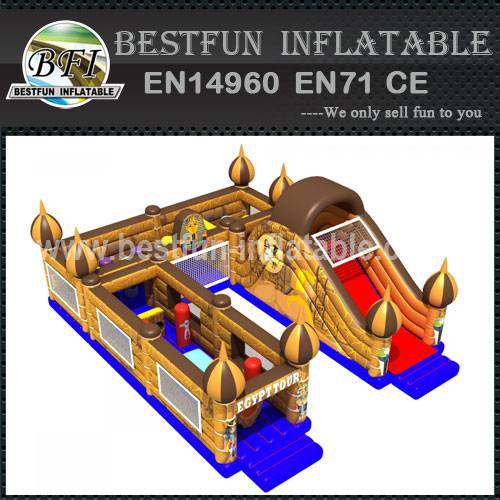 INFLATABLE OBSTACLES TOUR EGYPT