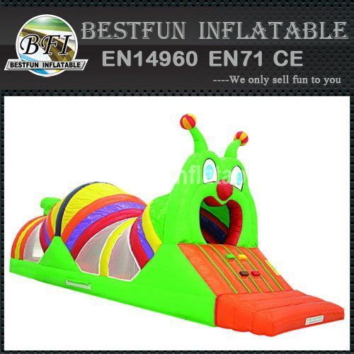 Inflatable vertical wind tunnel