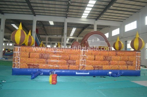 Inflatable Ancient Egypt Obstacle Course