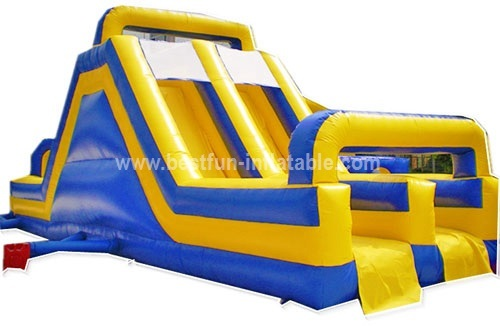Professional inflatable obstacle for adults