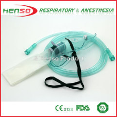 HENSO Disposable Non Rebreathing Oxygen Mask