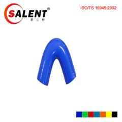 Blue SALENT High Temp Reinforced 135 Degree Elbow Coupler