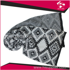 FASHION WINTER MAN KNITTED SCARF