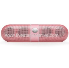 Beats Pill 2.0 Portable Bluetooth Speaker Nicki Minaj Pink from China supplier