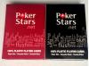 LAS VEGAS poker star PVC playing cards