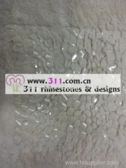 311 spangle sequin full body hot-fix heat transfer rhinestone motif design 3
