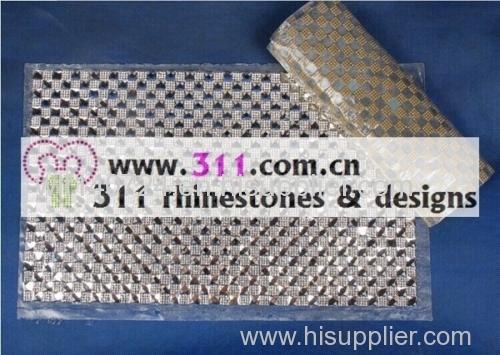 311-chatons rhinestone motif design 1
