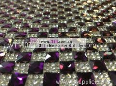 311-iron on hot-fix heat transfer chatons rhinestone 1