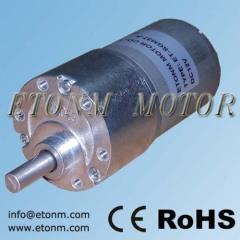 Micro Gear Motor