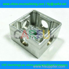 high precision CNC milling service in Shenzhen China