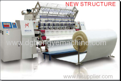 lock stitch quilting machine for bed sheet