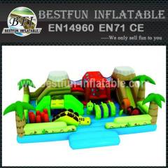 INFLATABLE PLAYGROUND MINI DINOSAURS