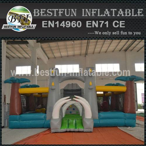Outdoor Bounce Inflatable Playground