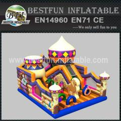 PLAYGROUND ARABIAN DESERT INFLATABLE