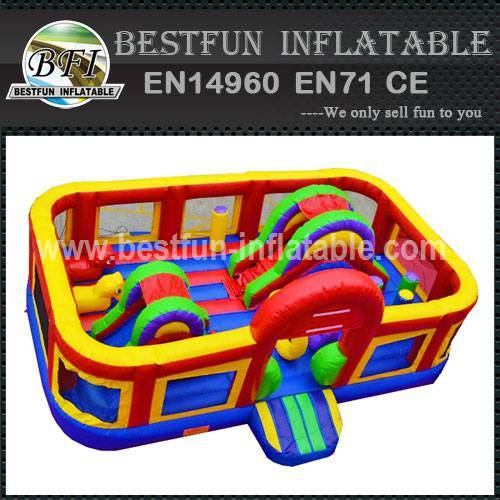 INFLATABLE PLAYGROUND ARENA IMPRESSIONS