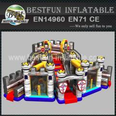 Amusement Park Playground Bastion
