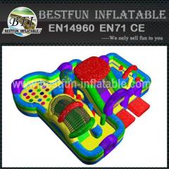 LITTLE ELEPHANT INFLATABLE PLAYGROUND