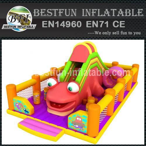 Blowing Playground dinozaurek eaters