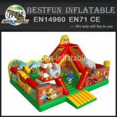 PLAYGROUND LITTLE BUILDER INFLATABLE