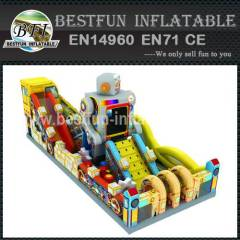 PLAYGROUND ROBOT OUTDOOR INFLATABLE