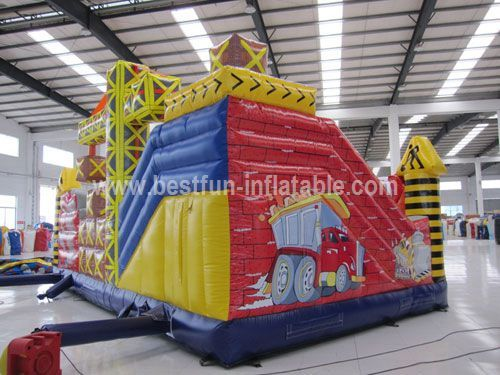 New Design Construction Inflatable Amusement Park
