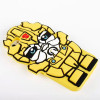 Transformers design silicone cases for mobile phone