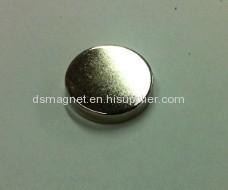 Permanent Neodymium magnet -N35EH