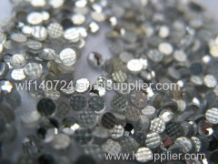 The imitation of Czech drilling hot-fix heat transfer rhinestone motif design