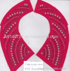 CFD-price for katty-1 hot-fix heat transfer rhinestone motif design
