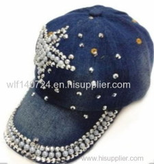 311hat hot-fix heat transfer rhinestone motif design