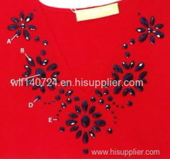 311 damn pricehot-fix heat transfer rhinestone motif design