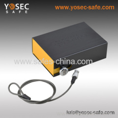 Yosec portable car safe box( C-69C) with combination locks