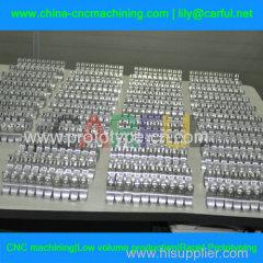 hot ! Aluminum alloy parts CNC processing automation equipment parts batch processing
