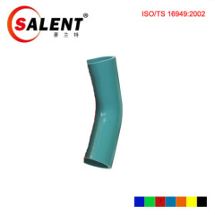 "2 11/16"" (68mm)SALENT High Temp Reinforced 45 Degree Elbow Coupler Silicone Hose"