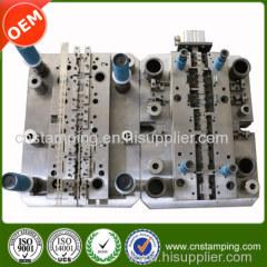 Custom Progressive Precision Metal Sheet Stamping Mold