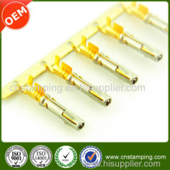 Relay Silver Angle Contact Precision Metal Riveting Part