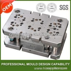 Precision Progressive Stamping Tool and Die Maker