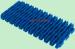 Modular Plastic M2531 Raised Rib Plasticfood standard trans