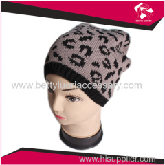 2014 WINTER KNITTED BEANIE HAT