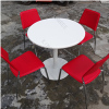 acrylic solid surface countertop table