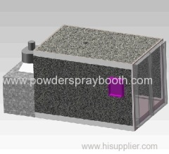 Industrial Powder Coating Curing Ovens