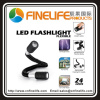 Flexible Snake 24 Lumen LED White Lamp Light Work Flashlight