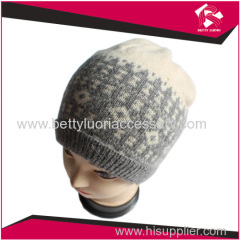 FASHION WINTER KNITTED BEANIE