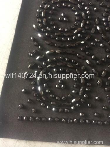 311 hot-fix heat transfer rhinestone motif design