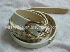 311belt hot-fix heat transfer rhinestone motif design