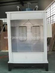 Small Powder Coating Cabinet