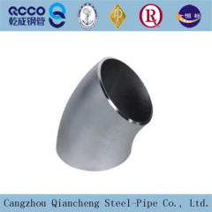 90 Degree LR Elbow BW Carbon steel ASTM A234 WPB