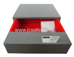 confidential sliding electronic Drawer Safe