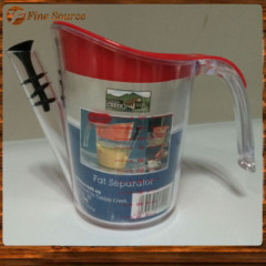 Useful Gravy Fat Separator Strainer Separator Fat Separator