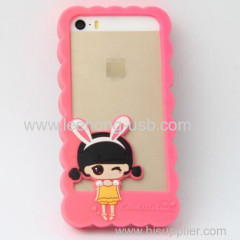 iphone cartoon silicone cases